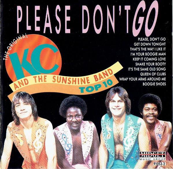KC AND THE SUNSHINE BAND