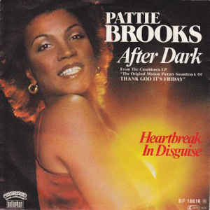 PATTIE BROOKS